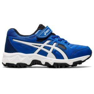 Asics Gel Trigger 12 TX PS - Kids Cross Training Shoes - Tuna Blue/White