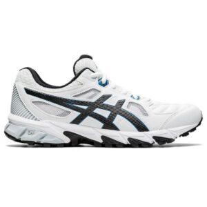 Asics Gel Trigger 12 - Mens Cross Training Shoes - White/Black