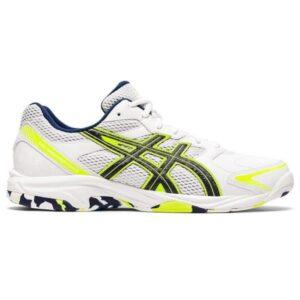 Asics Gel Shepparton 2 - Mens Lawn Bowls Shoes - White/Peacoat