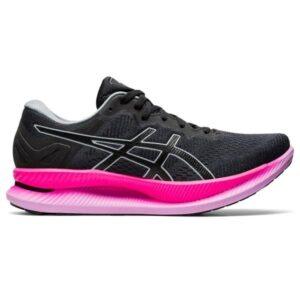 Asics GlideRide - Womens Running Shoes - Graphite Grey/Black