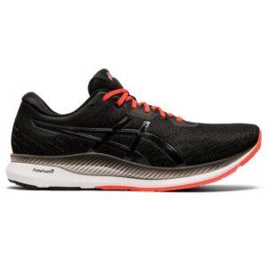Asics EvoRide - Mens Running Shoes - Black/Graphite Grey