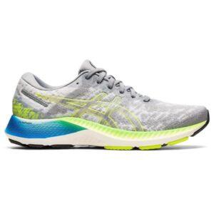 Asics Gel Kayano Lite - Mens Running Shoes - Piedmont Grey/Sheet Rock