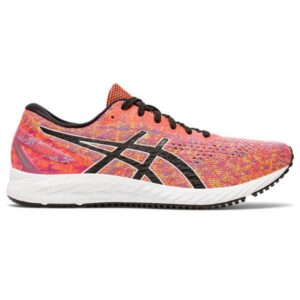Asics Gel DS Trainer 25 Tokyo - Womens Running Shoes - Sunrise Red/Black
