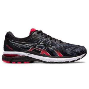 Asics GT-2000 8 - Mens Running Shoes - Black/Sheet Rock