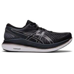 Asics GlideRide 2 - Mens Running Shoes - Black/Carrier Grey