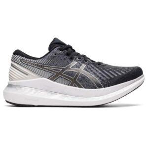 Asics GlideRide 2 - Womens Running Shoes - Black/White