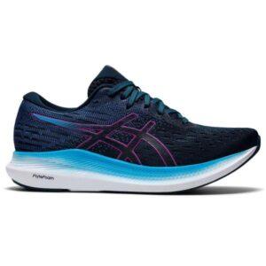 Asics EvoRide 2 - Womens Running Shoes - French Blue/Digital Grape