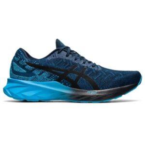 Asics DynaBlast - Mens Running Shoes - French Blue/Black