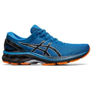Asics Gel Kayano 27 - Mens Running Shoes - Reborn Blue/Black