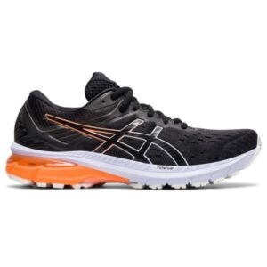 Asics GT-2000 9 - Womens Running Shoes - Black/Lilac Opal