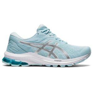 Asics GT-1000 10 - Womens Running Shoes - Aqua Angel/Pure Silver