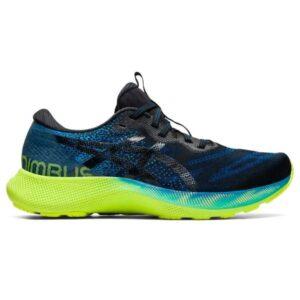 Asics Gel Nimbus Lite 2 - Mens Running Shoes - Reborn Blue/Black