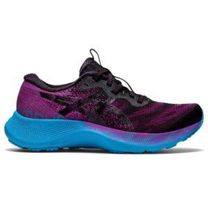 Asics Gel Nimbus Lite 2 - Womens Running Shoes - Digital Grape/Black