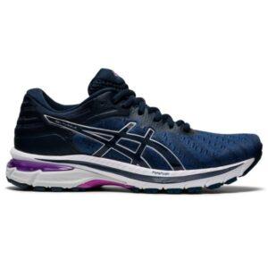 Asics Gel Pursue 7 - Womens Running Shoes - Grand Shark/Pure Silver