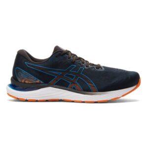 Asics Gel Cumulus 23 - Mens Running Shoes - Black/Reborn Blue