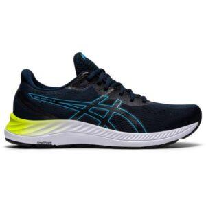 Asics Gel Excite 8 - Mens Running Shoes - French Blue/Digital Aqua