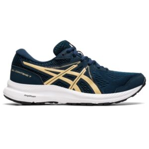 Asics Gel-Contend 7 - Womens Running Shoes - French Blue/Champagne