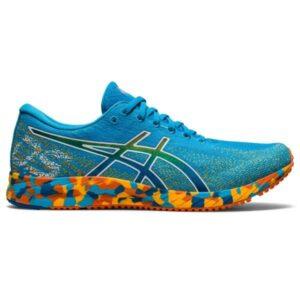 Asics Gel DS Trainer 26 - Mens Running Shoes - Digital Aqua/Marigold Orange