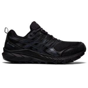 Asics Gel Trabuco 9 GTX - Mens Trail Running Shoes - Triple Black/Carrier Grey
