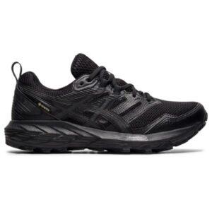 Asics Gel-Sonoma 6 GTX - Womens Trail Running Shoes - Triple Black