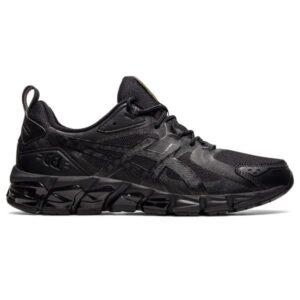 Asics Gel Quantum 180 6 - Mens Sneakers - Triple Black