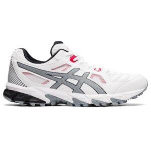 Asics Gel Trigger 12 - Mens Cross Training Shoes - White/Sheet Rock