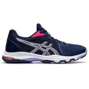 Asics Netburner Ballistic FF 2 - Womens Netball Shoes - Peacoat/Vapor