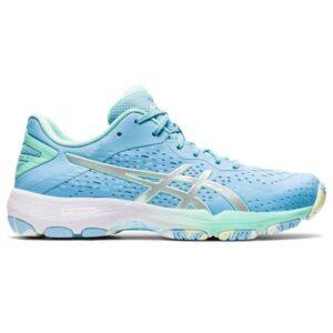 Asics Netburner Professional FF 2 - Womens Netball Shoes - Arctic Sky/Pure Silver