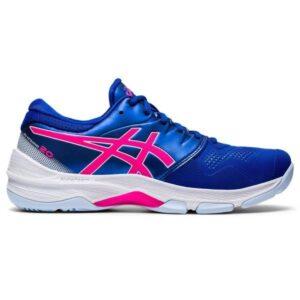 Asics Gel Netburner 20 - Womens Netball Shoes - Asics Blue/Pink Glo