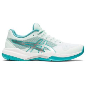 Asics Gel-Game 7 - Womens Netball Shoes - Bio Mint/Pure Silver