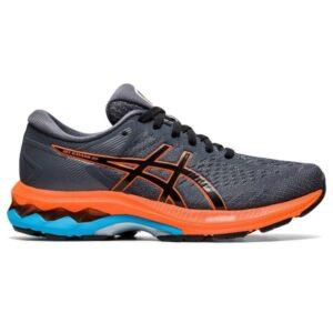 Asics Gel Kayano 27 GS - Kids Running Shoes - Sheet Rock/Black