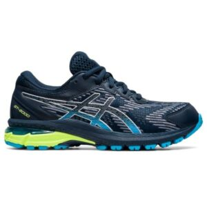 Asics GT-2000 8 GS - Kids Running Shoes - French Blue/Digital Aqua