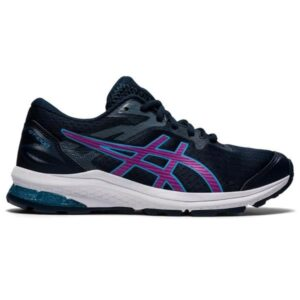 Asics GT-1000 10 GS - Kids Running Shoes - French Blue/Digital Grape