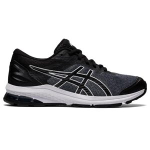 Asics GT-1000 10 GS - Kids Running Shoes - Black/White