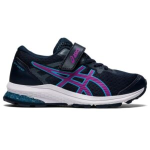 Asics GT-1000 10 PS - Kids Running Shoes - French Blue/Digital Grape