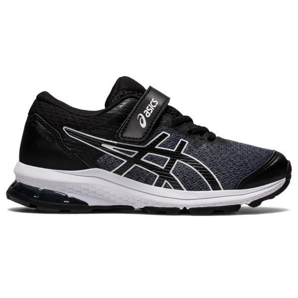 Asics GT-1000 10 PS - Kids Running Shoes - Black/White