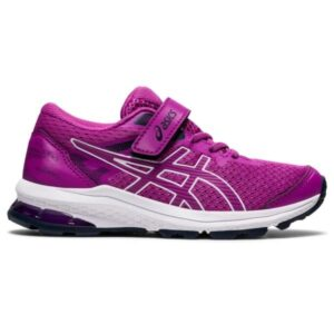 Asics GT-1000 10 PS - Kids Running Shoes - Orchid/White
