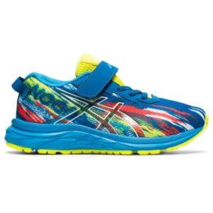 Asics Gel Noosa Tri 13 PS - Kids Running Shoes - Reborn Blue/Sour Yuzu