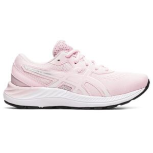 Asics Gel Excite 8 GS - Kids Running Shoes - Pink Salt/Pure Silver