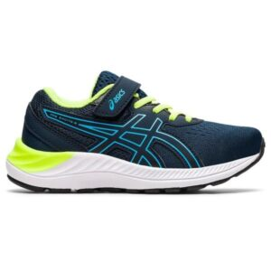 Asics Pre Excite 8 PS - Kids Running Shoes - French Blue/Digital Aqua