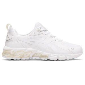 Asics Gel Quantum 180 GS - Kids Sneakers - Triple White