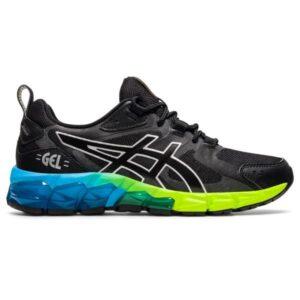 Asics Gel Quantum 180 GS - Kids Sneakers - Black/Aizuri Blue