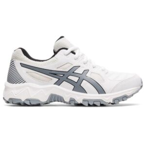 Asics Gel Trigger 12 TX GS - Kids Cross Training Shoes - White/Sheet Rock