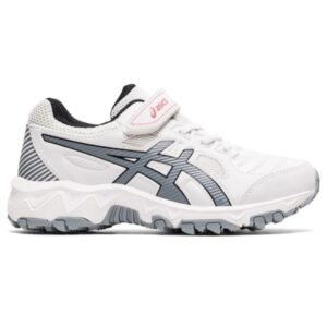 Asics Gel Trigger 12 TX PS - Kids Cross Training Shoes - White/Sheet Rock