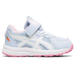 Asics Contend 7 TS Rabbit - Toddler Running Shoes - Soft Sky/White