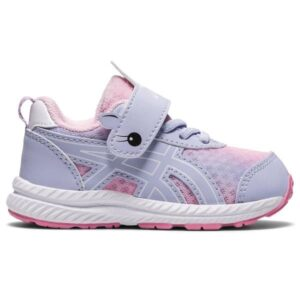 Asics Contend 7 TS Unicorn - Toddler Running Shoes - Lilac Opal/White