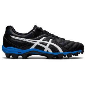 Asics Gel Lethal 18 - Mens Football Boots - Black/White