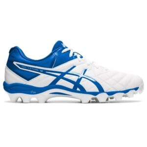 Asics Gel Lethal 18 - Mens Football Boots - White/Directoire Blue