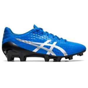 Asics Menace 4 - Mens Football Boots - Directoire Blue/Pure Silver