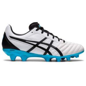 Asics Lethal Flash IT - Mens Football Boots - White/Black